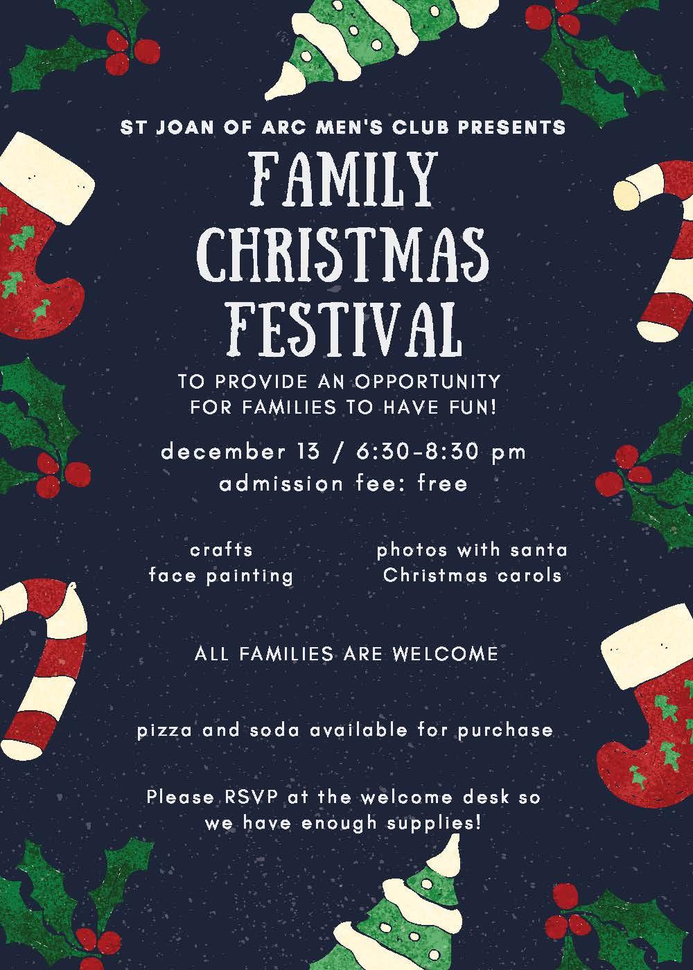 Family Christmas Festival