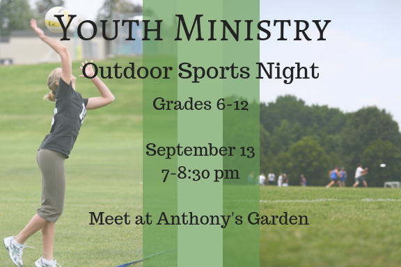 Youth Sports Night